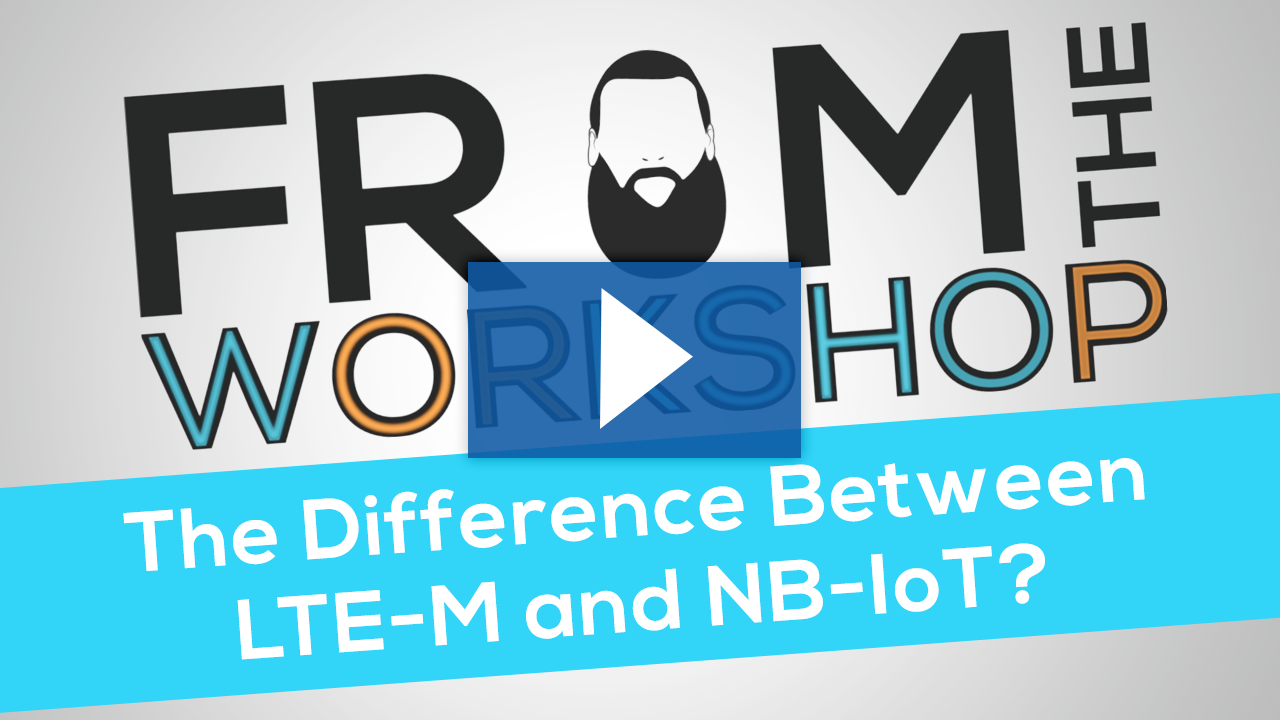 NB-IoT and LTE-M Differences