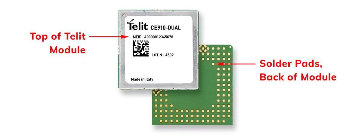 Telit Module Example